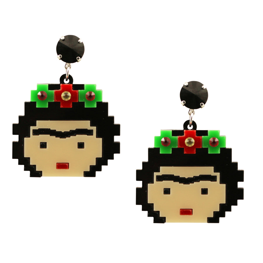 Jennifer Loiselle The Refinery Frida earrings