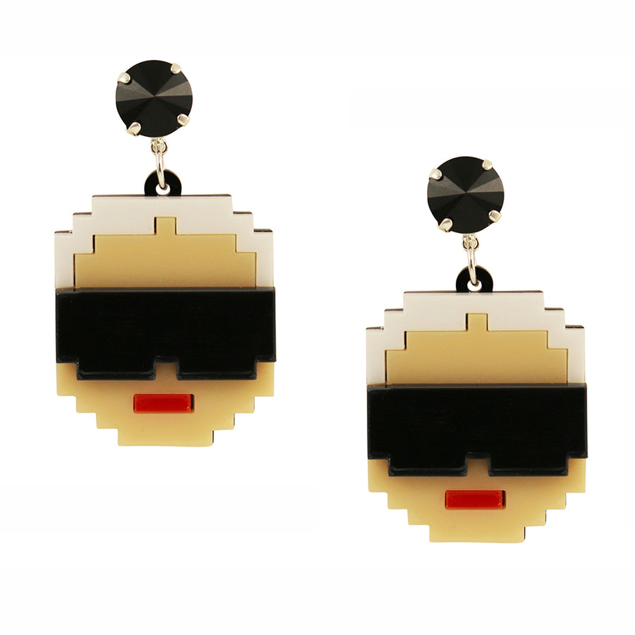 Jennifer Loiselle The Refinery Karl earrings