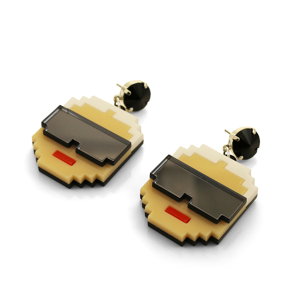 The Refinery Karl Earrings