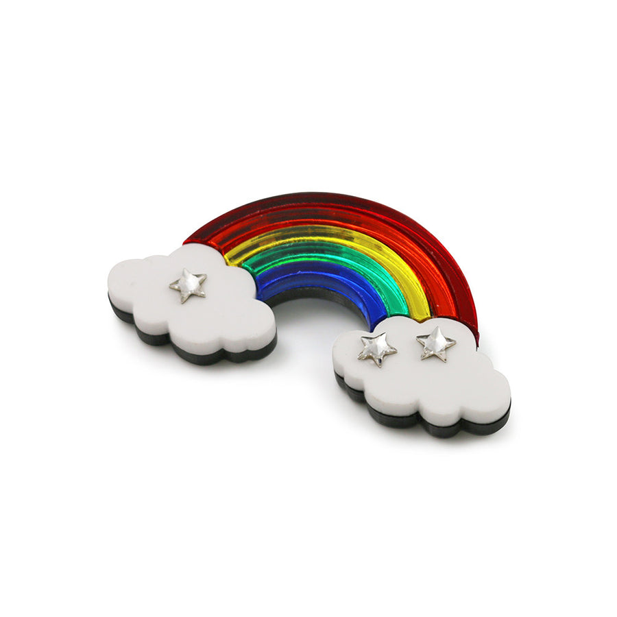 Chasing Rainbows Brooch