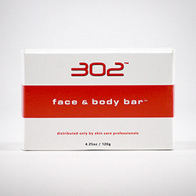Face and Body Bar by 302 Professional Skincare