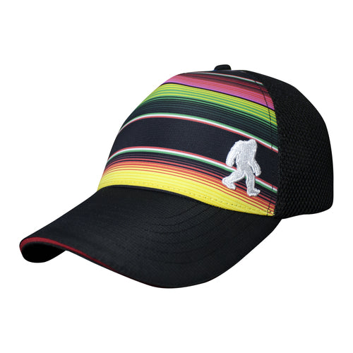 "7743 Gorra tipo Trucker ""Big Foot Baja"""