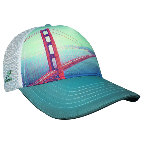 "7755 Gorra tipo trucker ""Golden Gate"" - Taymory - REJOVI"
