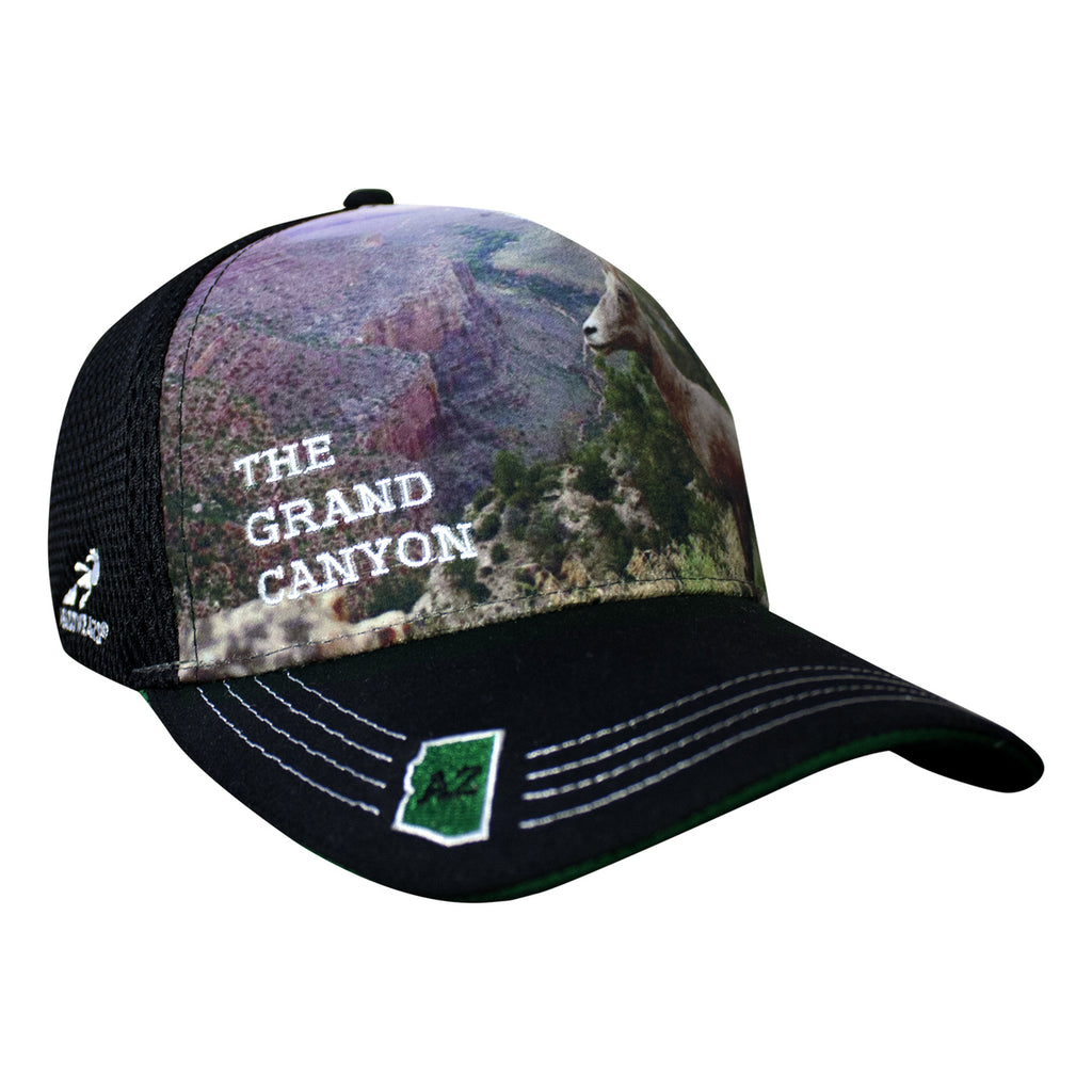 "7755 Gorra tipo trucker ""Grand Canyon National Park"" - Taymory - REJOVI"