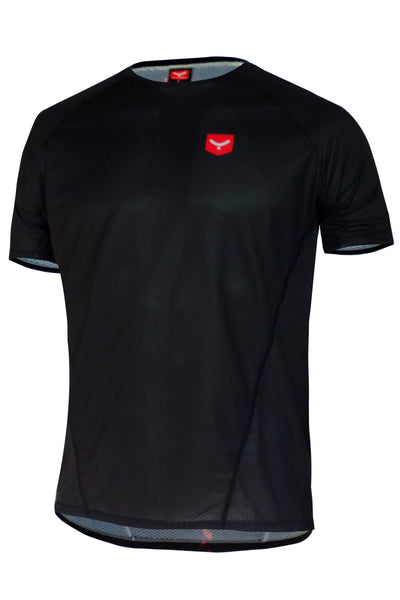 R41 Playera Run Manga Corta Renglan (SIR)