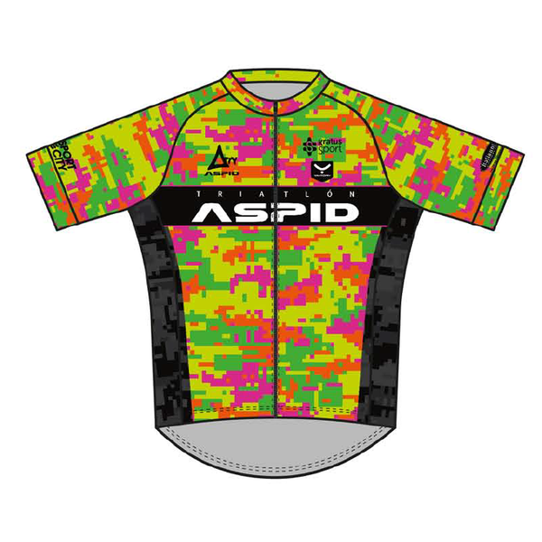 z(Aspid 2019) B1Plus Jersey - GAMA MEDIA - Tabla #1 HOMBRE