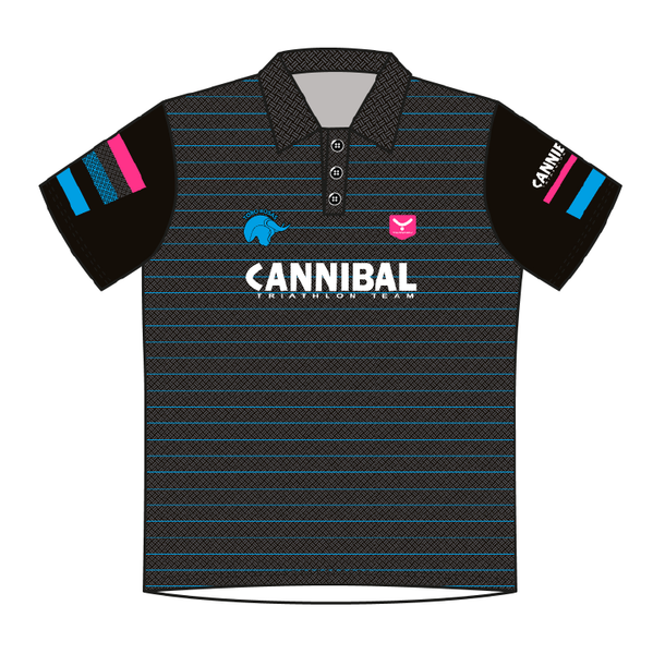 z(Cannibal) P9 Playera Polo 2018 - GAMA ÚNICA - Tabla #1 HOMBRE