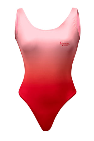 SW46 Traje de Baño para Playa (RED ROSE) - Taymory 2020 - REJOVI