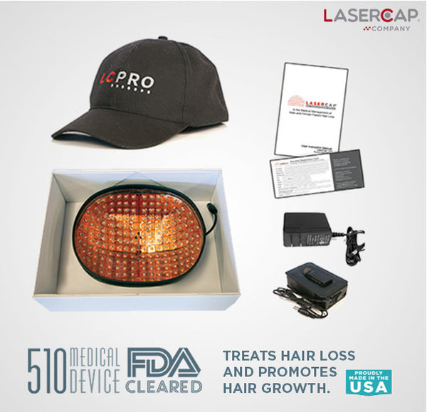 Lasercap Kit -  includes consultation and photos