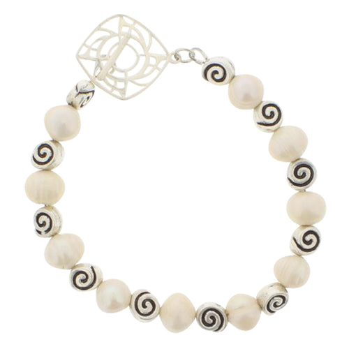 Fresh Water Pearl Bracelet - Real Chic Boutique