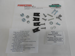 1955-56 Chevy #20-580A  DASHBOARD FASTENER KIT SET   24 pc Set