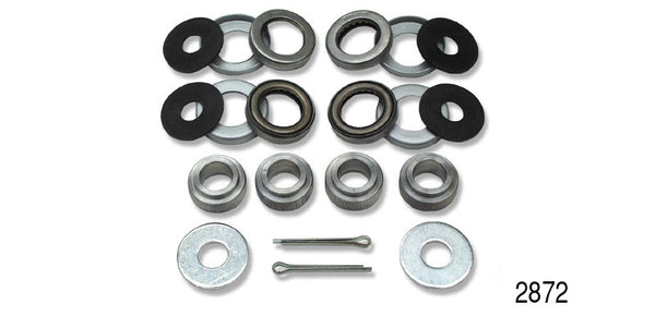 "#2872   1955-57  BEARING KIT ""Poor Mans"" Power Steering  Chevy"