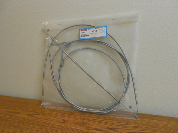 #464   1957  HEATER CONTROL CABLES Chevy