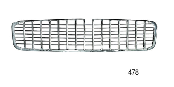 "#478  1955 Chevy Bel Air 210   ""Chrome"" GRILLE"