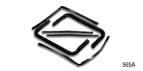 #565A   1955 -57 Chevy  VENT WINDOW SEALS