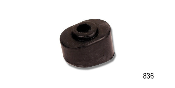 #836   1955-57 Chevy Rubber GEAR SHIFT GROMMET