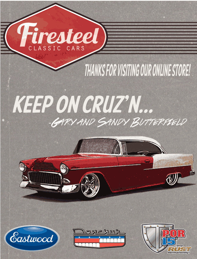Shop for 1955, 56, 57 Chevy Restoration Products and Classic Car ...