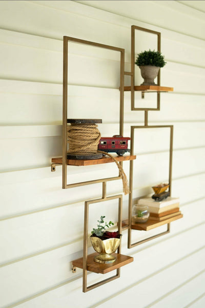 Wall Shelves, Organizers & Letter Holders