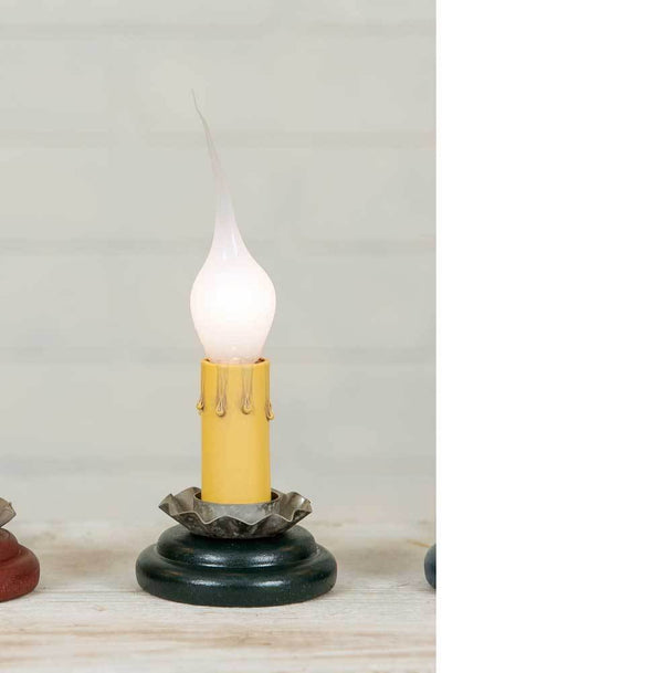 Charming Light - 2 inch - Green Base