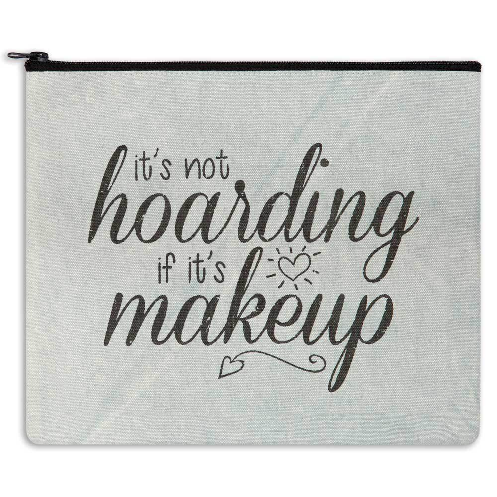 Hoarding Makeup Travel Bag