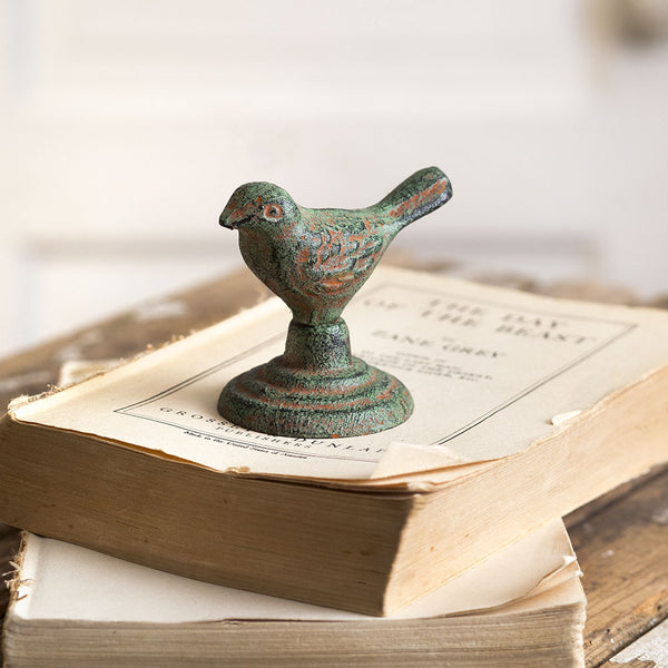 Cast Iron Chickadee - Box of 4