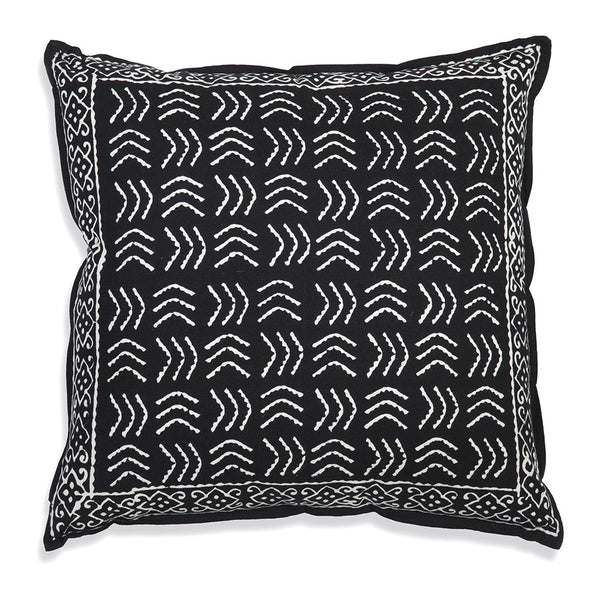 Ziggy Cotton Throw Pillow