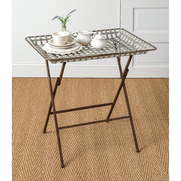 Edison Folding Table