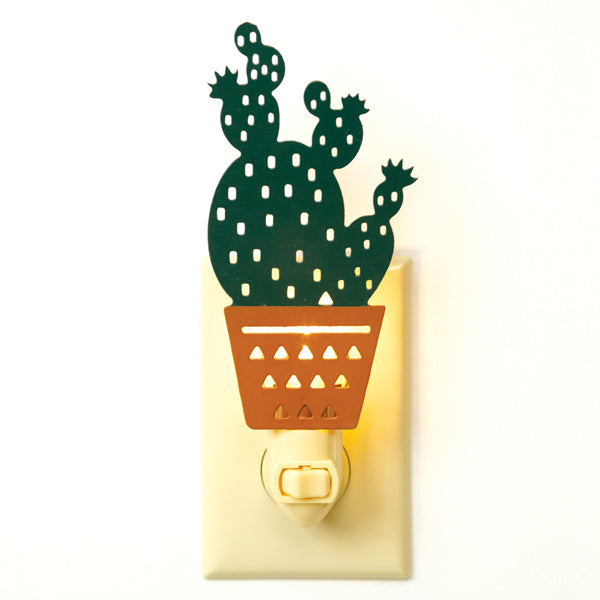 Cactus Night Light - Box of 4