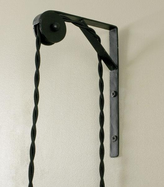 Wall Mount Pulley - Box of 2