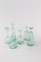 Set Of 6 Bottle Bud Vases