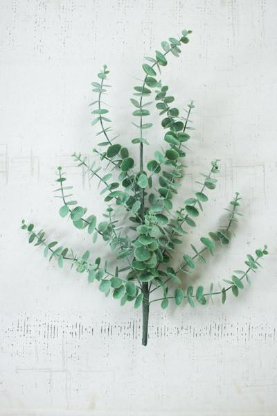 Set Of 6 Artificial Eucalyptus Stems