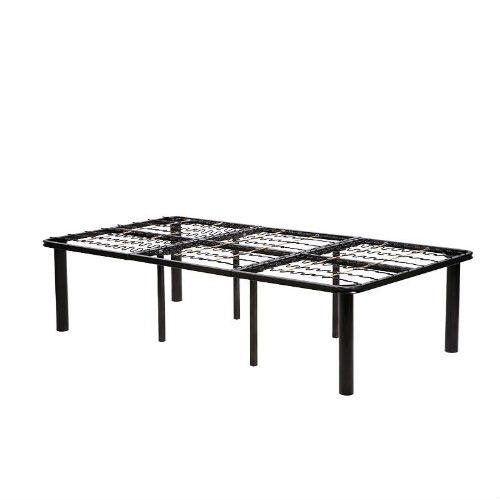 Twin XL Size Metal Platform Bed Frame - No Boxspring Necessary