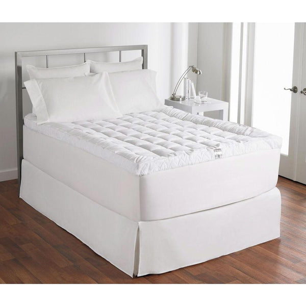 Queen size 400 Thread Count Cuddle-Bed Mattress Topper