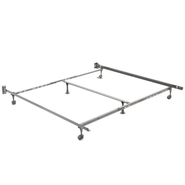 Universal Bed Frame Fits Sizes Twin, Xl, Full, Queen, King, & California King