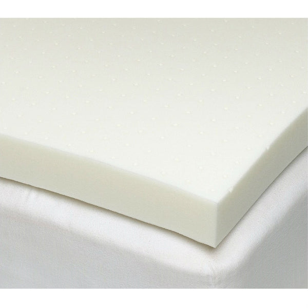 Full size 3-inch Thick Ventilated Memory Foam Mattress Topper