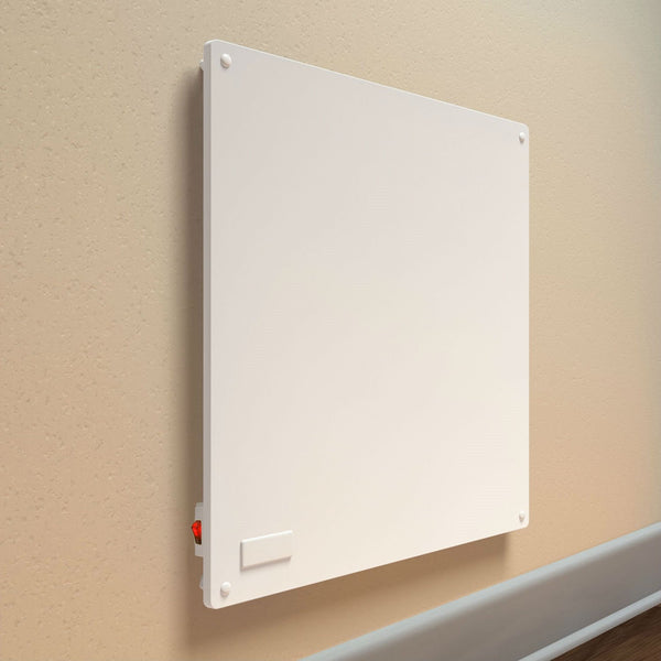 Wall Mounted Energy Efficient 400-Watt Convection Electric Heater