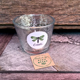 Creativity Dragonfly Candle