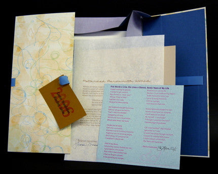 2006 Center Broadsides Reading Series Portfolio