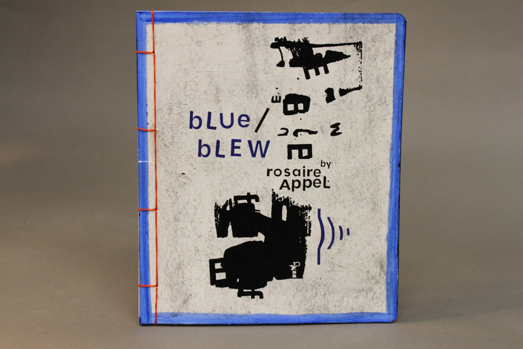 blue / blew by Rosarie Appel