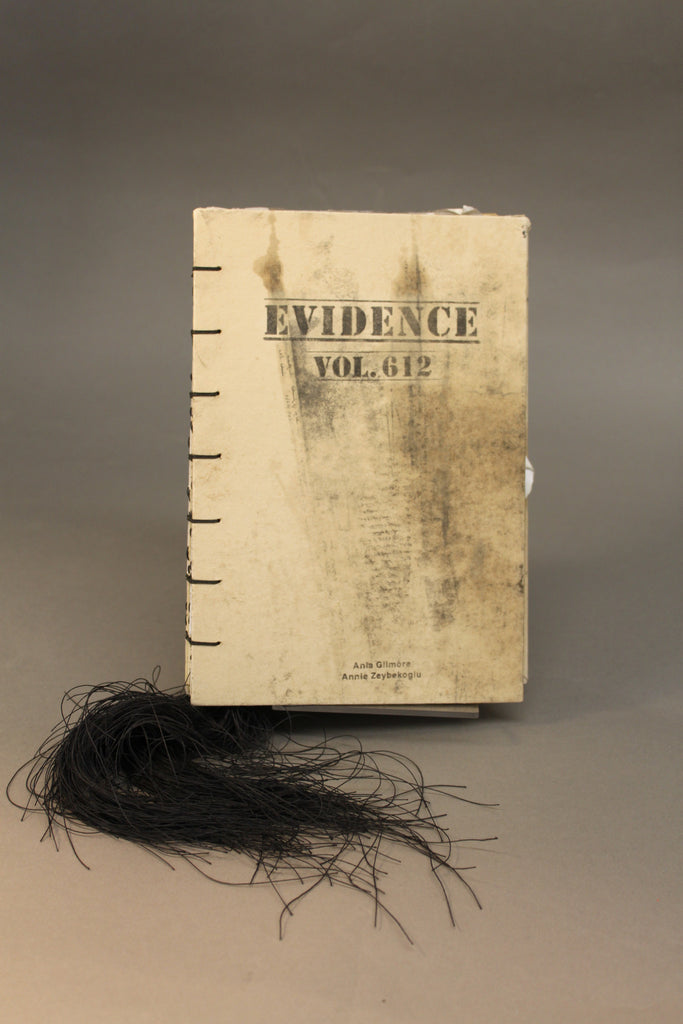Evidence Vol. 612 by Ania Gilmore and Annie Zeybekoglu