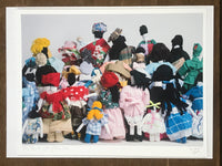 The Private Life of Rag Dolls Print #4