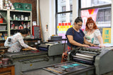 Letterpress 1 & 2 Intensive, January 27-31