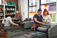 Letterpress 1, Mondays, January 13 - February 10