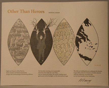 Other Than Heroes by Barbara Henry