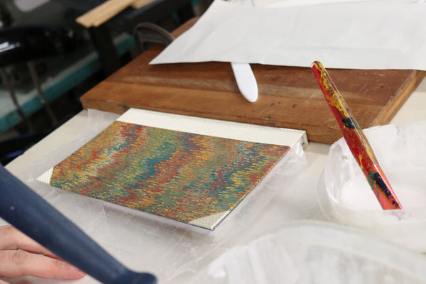 Bookbinding 1 & 2 Intensive, January 20-24