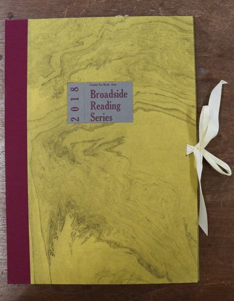 2018 Broadside Reading Series Portfolio