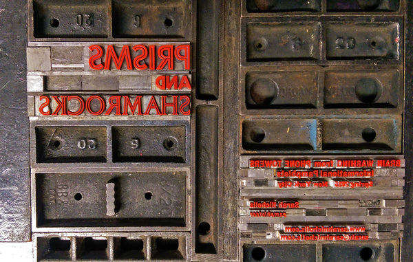Make Your Own Letterpress Printed Business Cards, February 29