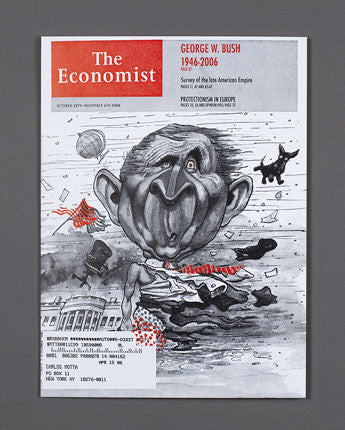[The Economist] by Carlos Motta