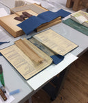 Cloth Binding Book Repair, January 25-26
