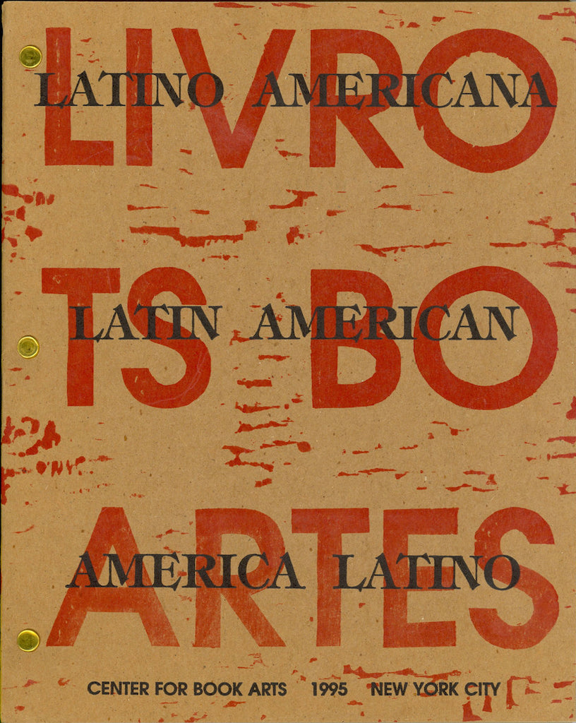 Latin American Book Arts